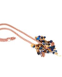 Miss High & Low - Multicolor Arabian Necklace - Lyst