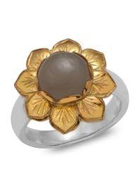 Emma Chapman Jewels - Multicolor Isa Black Moonstone Ring - Lyst