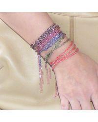 GFG Jewellery | Multicolor Linda Bracelet/necklace Navy | Lyst