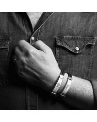 Alrún Nordic Jewelry | Gray Luck Gæfa Bindrune Bracelet for Men | Lyst