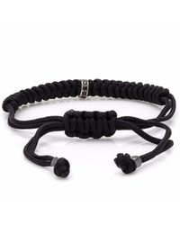 4Fellas - Inception Black Bracelet for Men - Lyst