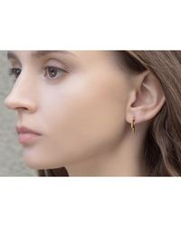 S/H KOH | Multicolor Discreet Diamond Earring | Lyst