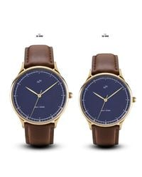About Vintage - 1969 Vintage Gold & Midnight Blue Special Edition for Men - Lyst