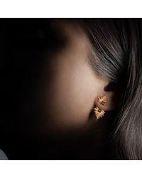 Elham and Issa Jewellery - Metallic Evolution Diamond Earring - Lyst