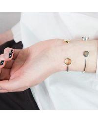 ANUKA Jewellery - Metallic Amati Cuff Bangle - Lyst