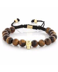 4Fellas - Smart Soul Brown Bracelet for Men - Lyst