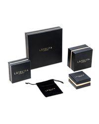 Latelita London - Metallic Zodiac Bracelet Rosegold Capricorn - Lyst