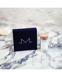 Matthew Calvin - Metallic Rose Gold Machinist Bangle - Lyst