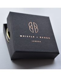 Whistle & Bango - Multicolor 'a' Alphabet Bangle - Lyst