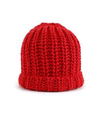Wool And The Gang | Red Wellington Hat | Lyst