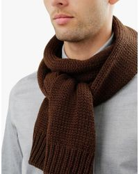 Wool And The Gang | Brown How Soon Scarf for Men | Lyst