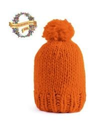 Wool And The Gang | Orange Zion Lion Pom | Lyst