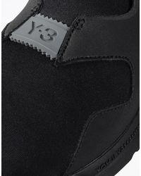 Y-3 | Men's Kohna Sneakers In Black for Men | Lyst