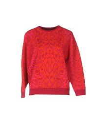 Alexander McQueen Red Sweater