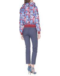 Versace - Blue Jackets - Lyst