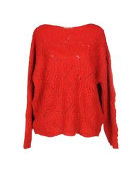 Ki6? Who Are You? Red Sweater