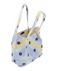 Twin Set - Blue Shoulder Bag - Lyst