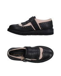 Lemarè - Black Loafer - Lyst