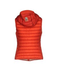 Parajumpers Red Down Jacket