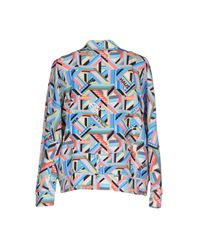 Haus By Golden Goose Deluxe Brand - Blue Jacket - Lyst
