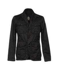 Marina Yachting - Black Jacket for Men - Lyst