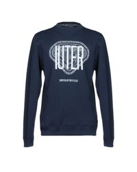 Iuter - Blue Sweatshirt for Men - Lyst