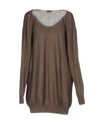 Snobby Sheep - Gray Sweater - Lyst