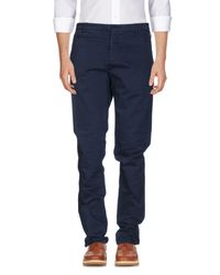 Camouflage AR and J. - Blue Casual Trouser for Men - Lyst