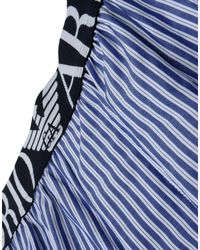 Emporio Armani | Blue Sleepwear for Men | Lyst