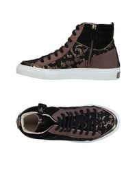 Twin Set | Black High-tops & Sneakers | Lyst