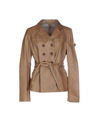 Peuterey - Natural Jacket - Lyst