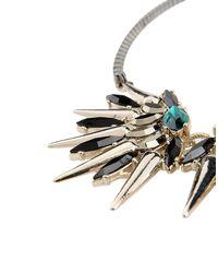 Anton Heunis - Metallic Necklace - Lyst