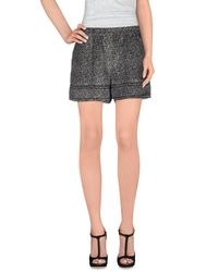 Derek Lam - Black Shorts - Lyst
