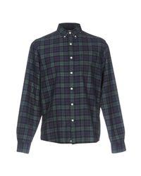 Denim & Supply Ralph Lauren - Green Shirt for Men - Lyst