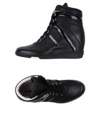 Dirk Bikkembergs | Black High-tops & Sneakers | Lyst