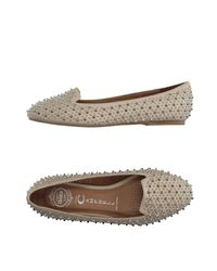 Jeffrey Campbell - Natural Loafer - Lyst