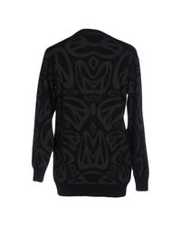 Moschino - Black Sweater for Men - Lyst