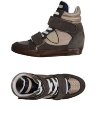 Philippe Model - Multicolor High-tops & Trainers - Lyst
