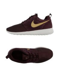 Nike - Black Low-tops & Trainers for Men - Lyst