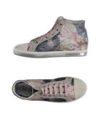 Soisire Soiebleu - Gray High-tops & Trainers for Men - Lyst