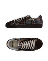 Springa   Brown Low-tops & Sneakers for Men   Lyst