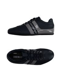 Bikkembergs | Blue Low-tops & Trainers for Men | Lyst