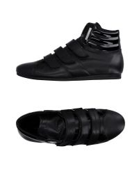Alessandro Dell'acqua | Black High-tops & Sneakers for Men | Lyst