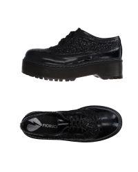 Fiorucci - Black Lace-up Shoes - Lyst