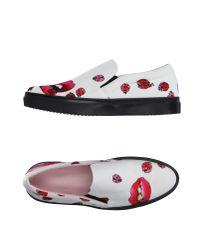 Giamba | White Low-tops & Sneakers | Lyst