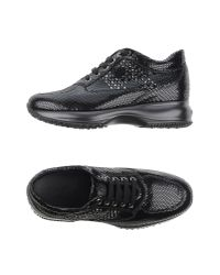Hogan | Black Low-tops & Trainers | Lyst