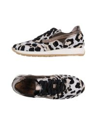 Primabase - White Low-tops & Sneakers - Lyst