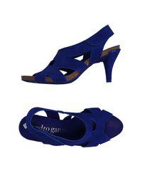 Pedro Garcia   Blue Sandals   Lyst