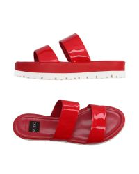 Rodo | Red Sandals | Lyst