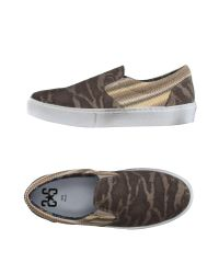 2Star | Natural Low-tops & Sneakers | Lyst